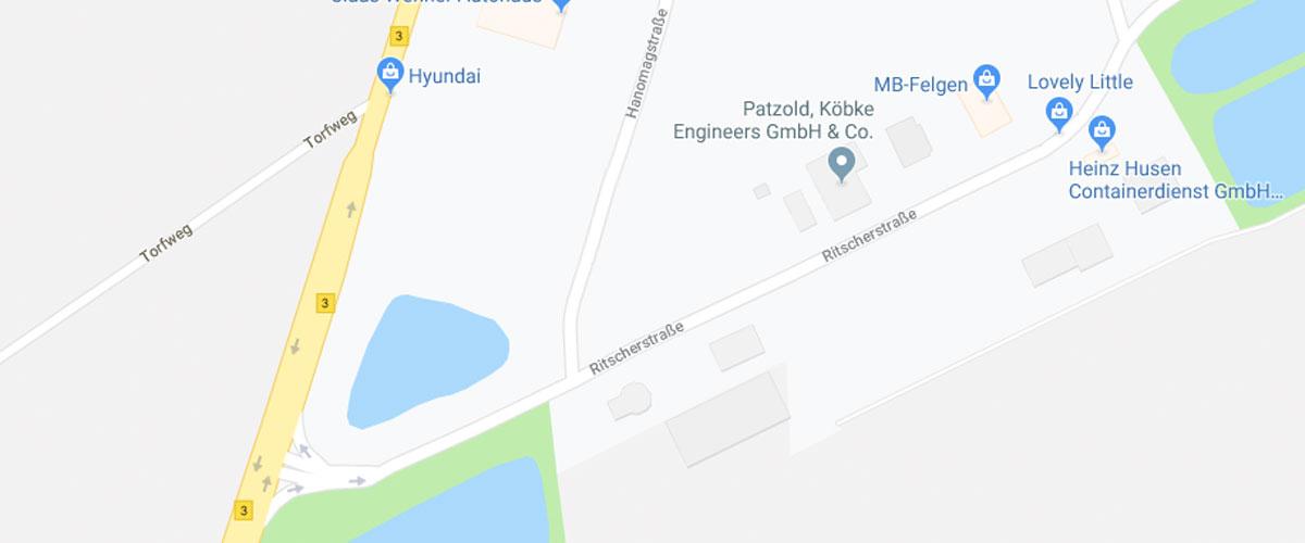 ambiente-zaunbau-Karte-Anfahrt